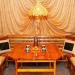 Сауна гостиницы Балтика
