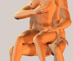 Позиции «на боку»  —  Застёжка
