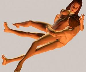 Догги женщина сверху — Опрокинутый молот